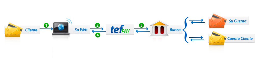 Outline of operation tefpay